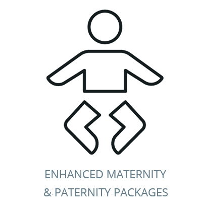 Enhanced Maternity Paternity